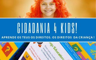 Direitos da Criança-jogo Educativo-Cidadania4KIDS-ACEGIS
